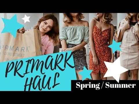 Huge PRIMARK Haul & Try on || Spring/Summer Wardrobe || COCOA CHELSEA