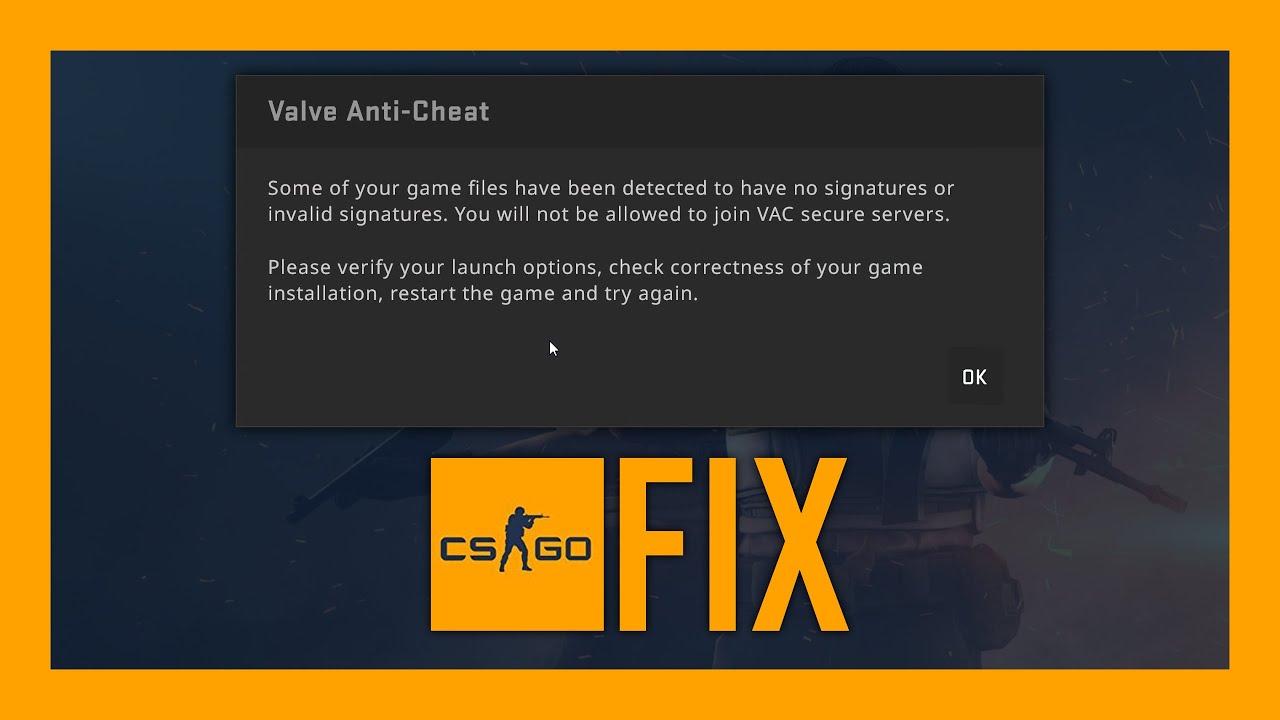 CS:GO Modo fiable