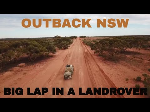 OUTBACK NSW - Episode 2 OUR BIG LAP