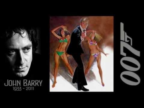 John Barry - The Man With The Golden Gun (End Title)