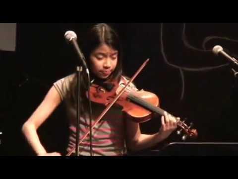 Karla Chan 10,000 Reasons with violin