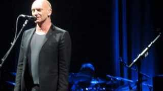Bridge Over Troubled Water, Sting and Paul Simon, The Forum, Inglewood, CA, Feb. 15, 2014
