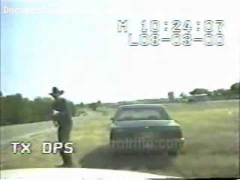 Police shootout - Trooper Randall Wade Vetter - Texas Department of Public Safety