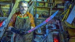 Master Bladesmith Brings Pirate Sword To Life: Forged In Britain