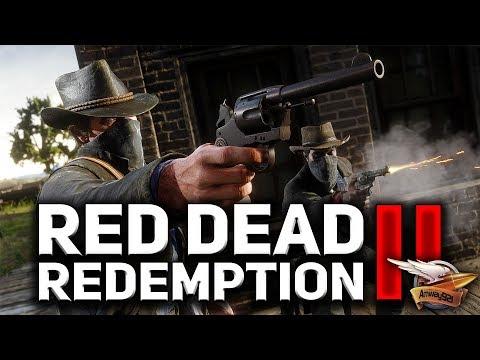 Red Dead Redemption 2 на ПК - Прохождение - Часть 1