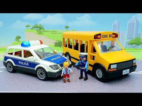 Мультики про машинки 2019  - Детское Любопытство! Полицейская машинка спасает детей.