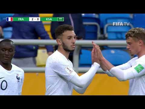 MATCH HIGHLIGHTS - France v Saudi Arabia - FIFA U-20 World Cup Poland 2019