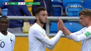 MATCH HIGHLIGHTS - France v Saudi Arabia - FIFA U-20 World Cup Poland 2019