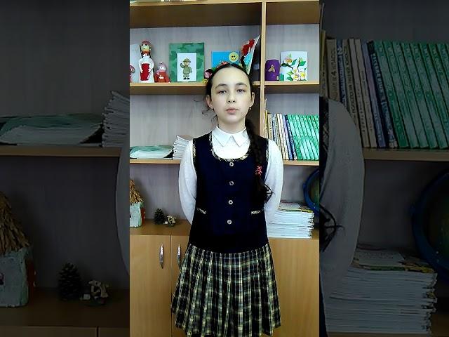Изображение предпросмотра прочтения – ЛилианаПетрова читает произведение «Ветхая избушка» А.А.Блока