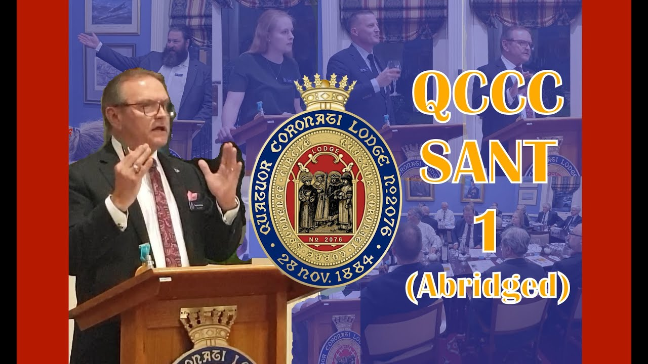 QCCC SANT Speech Night 1 (Abridged): IPGM Michalak Speaks on Plato