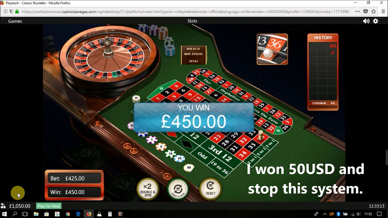 Strategies To Roulette