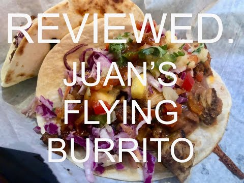 Reviewed.   S1 EP7 - Juan's Flying Burrito, New Orleans