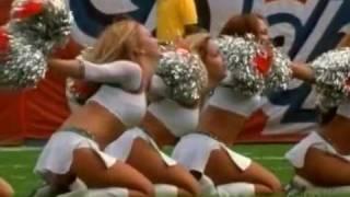 Repeat youtube video 【NFL】Cheerleaders