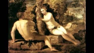 TESTAMENTO EN EL ARTE: Adán y Eva