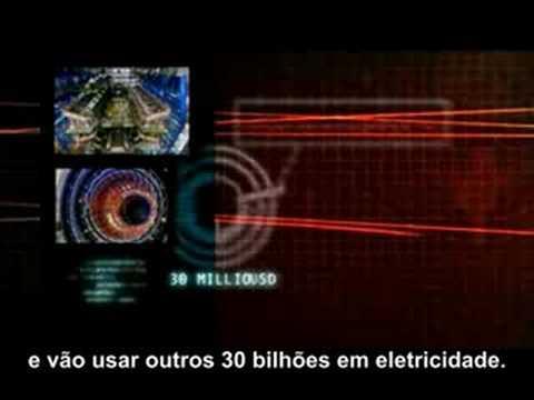 Walter L. Wagner - Cidadãos contra LHC - Legendado PT-BR