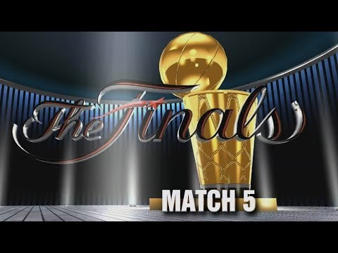 NBA 2K14 (PS4) : Ma Carrière - Finale Match 5