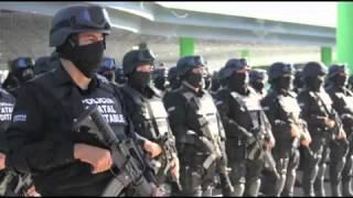 Atacan instalaciones de las Fuerzas de Seguridad Pública del Estado en Pénjamo.