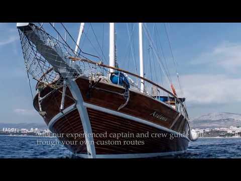 Yacht Charter Croatia - MS Atalanta