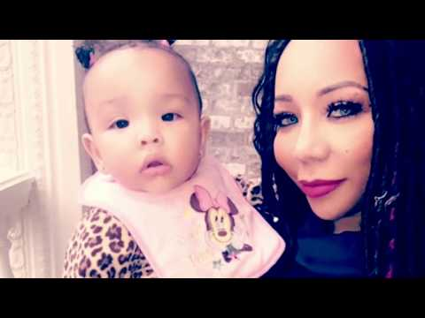 T.I. Gets Angry At His Wife, Tiny On Social Media (video)