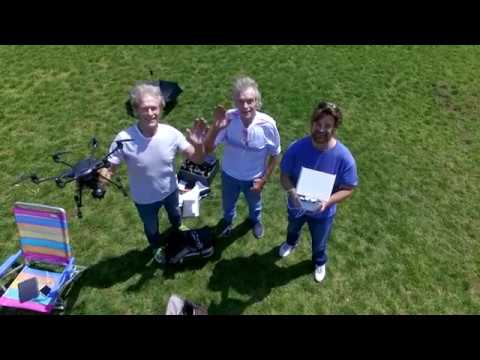 The Flying Dutchmen buy a Typhoon H - Maiden Flight!