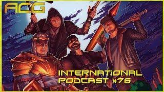 International Podcast #76 Fortnite Popularity, Episodic Games, Farcry 5