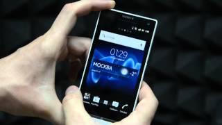 Доступный флагман Sony Xperia S. Видеообзор от Droider.ru