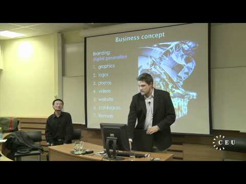 Commercialization of new technology, a conversation at CEU Business School