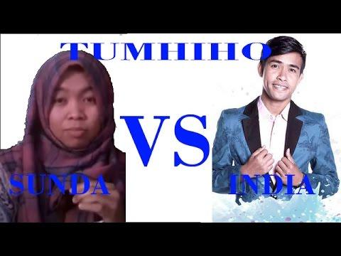Tumhiho Sunda Vs India Lyric Version
