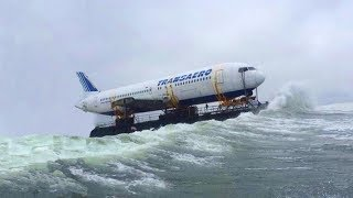 12 Most Amazing Incidents With Airplanes