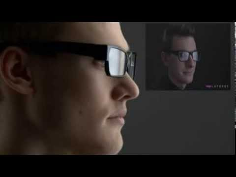 Minority Report News - Icis by Laforge Optical