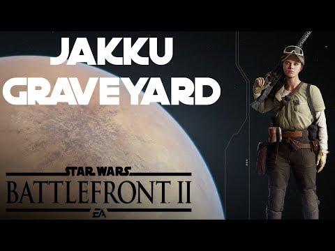 Galactic Assault on Jakku | Star Wars Battlefront 2 Gameplay