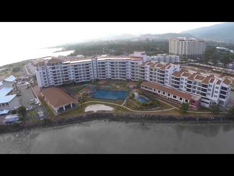 Langkawi - Beach Sunset & Dayang Bay Serviced Apartment & Resort