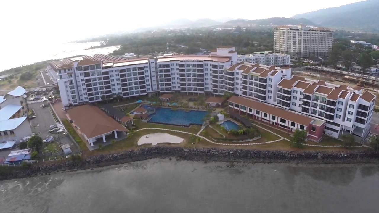 Langkawi - Beach Sunset & Dayang Bay Serviced Apartment & Resort ...