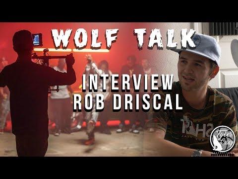 Wolf Talk Interview Rob Driscal- Filming for BOE Sosa, Lil Pete, E-40