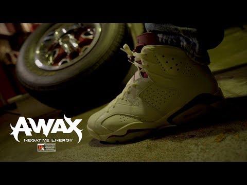 A-Wax - Negative Energy