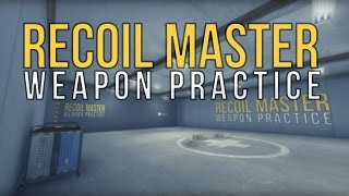 CS:GO | Recoil Master - Weapon Practice - Release