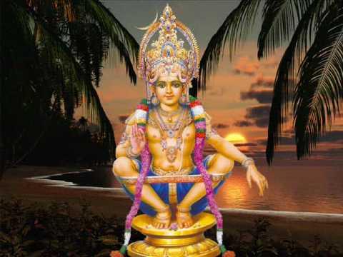 Sabari kondapai velasina Ayyappa - Telugu song
