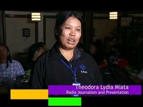 School For Broadcast Media. Jakarta, Indonesia.