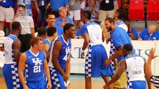Kentucky Wildcats TV- Kentucky 81 Chalons-Reims 58