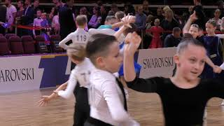 Gran Pri 8 танцев ROC 2019  дети 2 самба