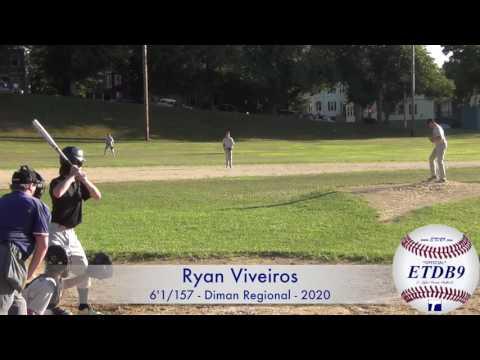 Ryan Viveiros - Diman Regional Vocational Technical High School - 2020