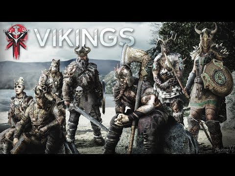 FOR HONOR All 7 Vikings High Level Duels 3 Reputation 20 to 70