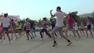 """Лагерный танец """"Сиса-сасиса"""""""