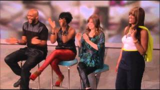 ABC's The View Crew Ambush Makeover by Karen Dupiche and Yancey Edwards