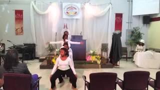 He Lives (Celebrate ) Praise Dance