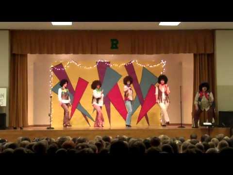Jackson 5 - RVES Teacher Talent Show 2011