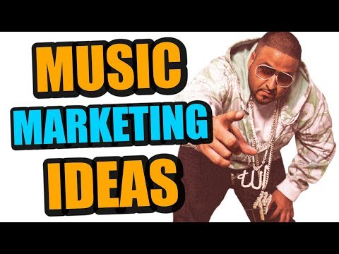 Watch This For Music Marketing Ideas I'm Using To Promote
