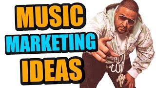 Watch This For Music Marketing Ideas I