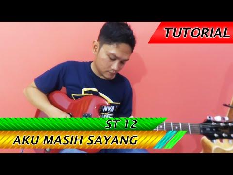 Tutorial Belajar Gitar Melodi ST 12 - AKU MASIH SAYANG (INTRO)