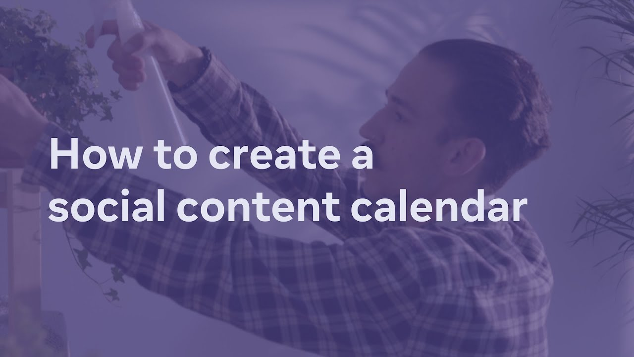How to Create a Social Content Calendar